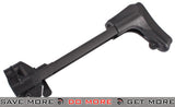 G&G Retractable Stock for MP5 Series Airsoft AEG Rifles *Shop by Gun Models- ModernAirsoft.com