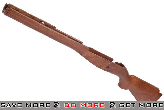 Matrix M14 Stock - Imitation Wood *Shop by Gun Models- ModernAirsoft.com