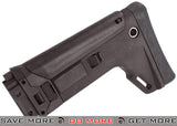 Replacement Stock Assembly for A&K ACR - Black Stocks- ModernAirsoft.com