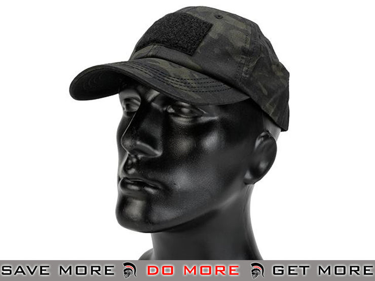 Condor Multicam Black Crye Precision Licensed Tactical Operator Baseball Cap Head - Hats- ModernAirsoft.com
