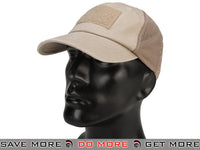 Condor Tan TCM Tactical Mesh Cap Head - Hats- ModernAirsoft.com