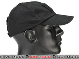 Condor TCM Tactical Mesh Cap - Black Head - Hats- ModernAirsoft.com