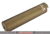 G&G Rechargeable Mock Silencer Tracer Unit for Airsoft Rifles - Tan Mock Silencer- ModernAirsoft.com