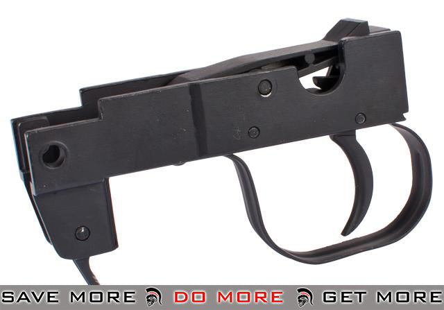 Metal Trigger Assembly for Bolt Action Spring Power Airsoft SVD Sniper Rifles Trigger Assembly- ModernAirsoft.com