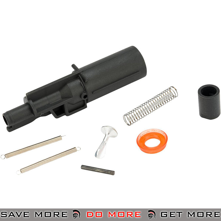 Elite Force Airsoft Gas Gun Rebuild Kit (KWA H&K MP7) Elite Force Parts- ModernAirsoft.com