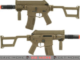 ARES Amoeba AM-005 GEN 5 Stubby PDW M4 AEG - Dark Earth Airsoft Electric Gun- ModernAirsoft.com