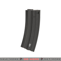 Elite Force 300rd Steel Hi Cap Magazine for M4 / M16 Series Airsoft AEG Rifles [ 2279524 ] - Black
