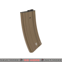 Elite Force 300rd Steel Hi Cap Magazine for M4 / M16 Series Airsoft AEG Rifles [ 2279524 ] - Tan