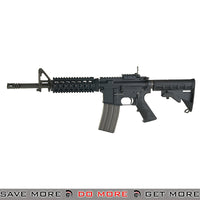 Airsoft GHK M4 V2 RIS Full Metal Gas Blowback GBB Green Gas Rifle - 12.5""