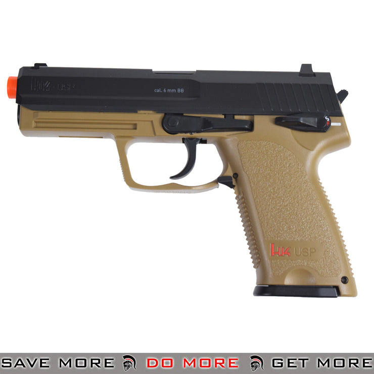 Heckler and Koch USP CO2 Powered Non-Blowback