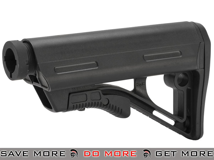 Rechargeable Combat Stock by Valken Battery Accessories- ModernAirsoft.com