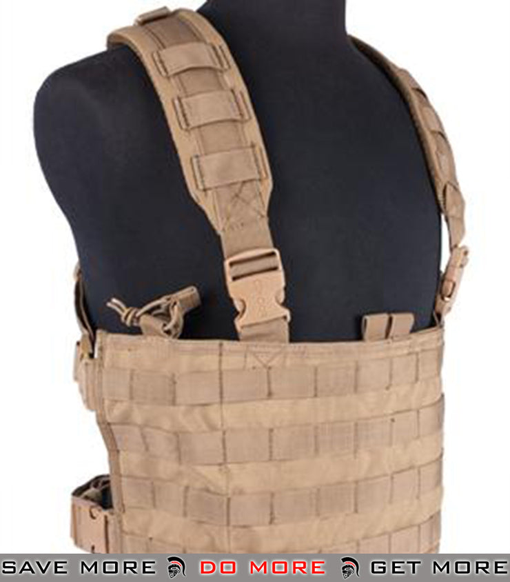Condor Multicam Gen.4 Tactical MOLLE OPS Chest Rig Chest Rigs & Harnesses- ModernAirsoft.com