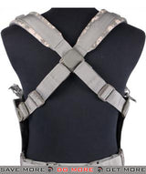 Condor Gen.4 Tactical MOLLE OPS Chest Rig - (Color: Black) Chest Rigs & Harnesses- ModernAirsoft.com
