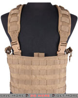 Condor Gen.4 Tactical MOLLE OPS Chest Rig - (Color: Tan) Chest Rigs & Harnesses- ModernAirsoft.com