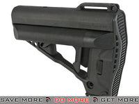 VFC Quick Response System (QRS) Stock for M4 / M16 / AR15 Style Airsoft Rifles (Color: Black) Stocks- ModernAirsoft.com