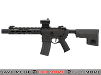 "EMG / Sharps Bros ""Warthog"" Licensed Full Metal Advanced M4 Airsoft AEG Rifle (Color: Black / 10"" SBR) Airsoft Electric Gun- ModernAirsoft.com"