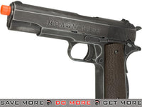 "AW Custom Full Metal Custom ""Molon Labe"" 1911A1 Airsoft GBB Pistol Gas Blowback Pistol- ModernAirsoft.com"