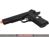 WE Full Metal Limited Edition Nighthawk Custom 1911 Airsoft Gas Blowback Other Series Custom Guns- ModernAirsoft.com