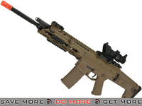 WE-Tech Carbine Length MSK Airsoft AEG Rifle  - Tan WE-Tech- ModernAirsoft.com