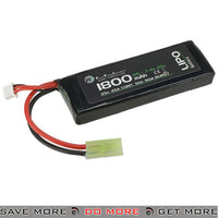 WE-Tech 7.4V 20C 1800mAh Lipo Battery (Brick Type)