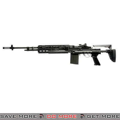 G&G Top Tech Full Metal Full Size M14 HBA Airsoft AEG Rifle
