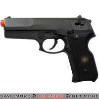 HFC Compact Airsoft GBB Pistol - HG-160
