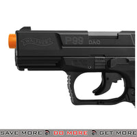 Umarex Walther P99 C02 Powered Airsoft Gas Blowback GBB Pistol GP-UREX-P99-2262020 - Black Gas Blowback Pistol- ModernAirsoft.com