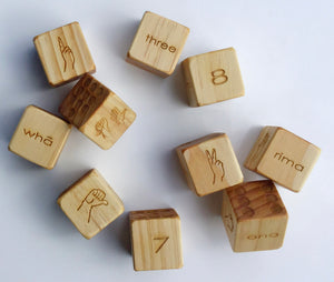 Numeracy blocks