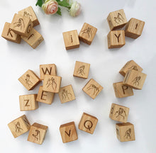 New Zealand Sign Language Alphabet Set