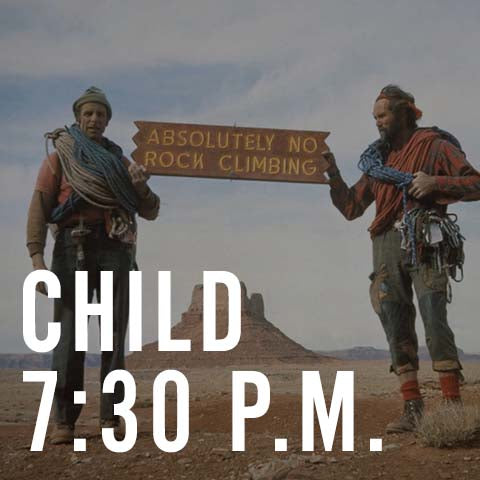 7:30pm Screening - Child