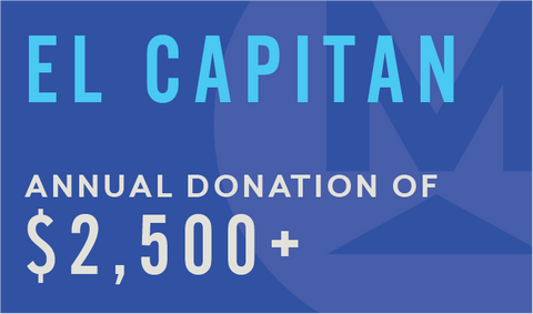 El Capitan Donation