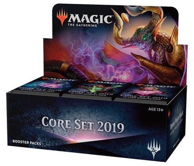 Magic the Gathering Core Set 2019 this Friday!!!