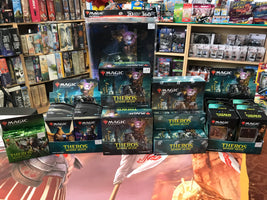 MTG THEROS BEYOND DEATH EN VENTE VENDREDI! / MTG THEROS BEYOND DEATH ON SALE FRIDAY!
