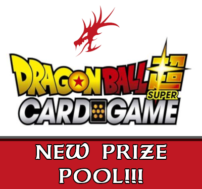 Changes to Dragon Ball Super Prize Pool starting this Saturday!!!