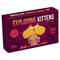Exploding Kittens: Party Pack This Friday!!!