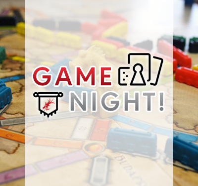 Game Night February 8th!!!