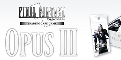 Final Fantasy Opus 3, Mage Wars, and a lot of restock in TCGs