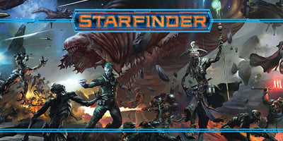 DragoBorne, Starfinder, and Champions of Midgard!