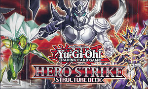 YU-GI-OH! HERO STRIKE STRUCTURE DECK UNLIMITED EN VENTE JEUDI / YU-GI-OH! HERO STRIKE STRUCTURE DECK UNLIMITED THIS THURSDAY