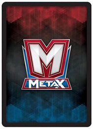 MetaX Card Back
