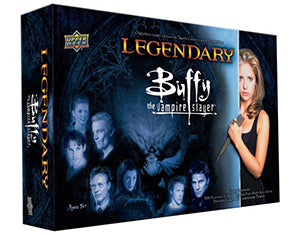 Legendary Buffy The Vampire Deck Building Game