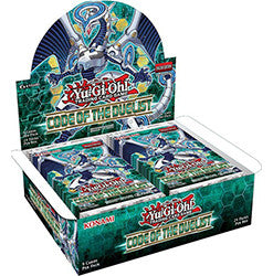 Yu-Gi-Oh Code of the Duelist