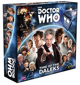 DrWho Time of the Daleks