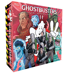 Ghostbuster 2 The Board Game