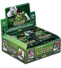 MetaX Green Lantern Booster Box