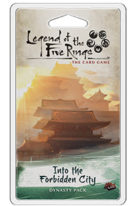 L5R Into The Forbidden City
