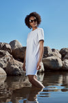 Mary - Robe t-shirt en bambou