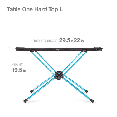 Helinox Hard Top Table One Hard Top Large