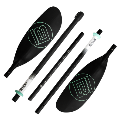BOTE 5pc Adjustable Kayak Paddle