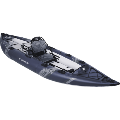 Aquaglide Blackfoot Angler 130 Inflatable Kayak